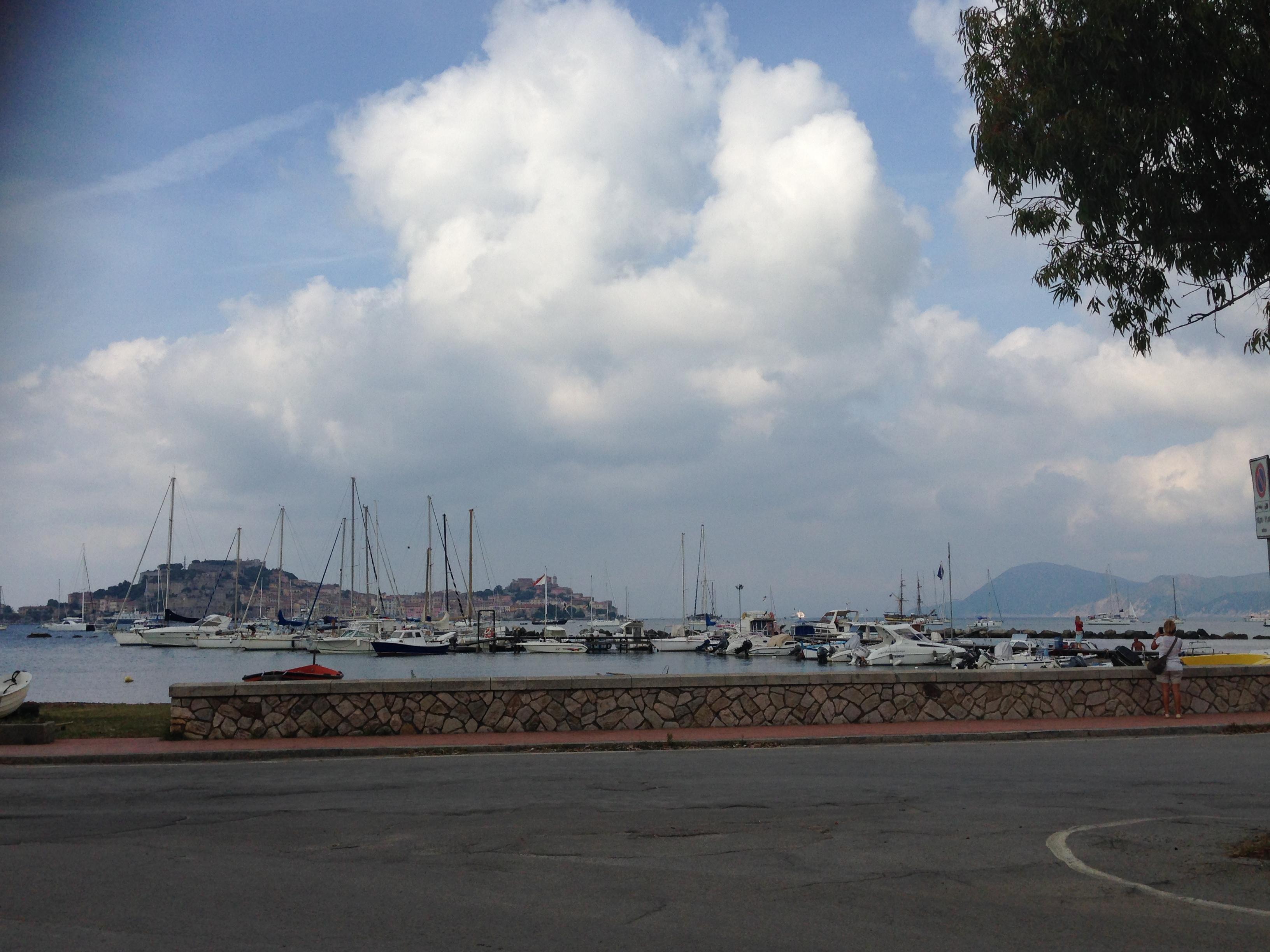 Portoferraio, porticciolo di San Giovanni