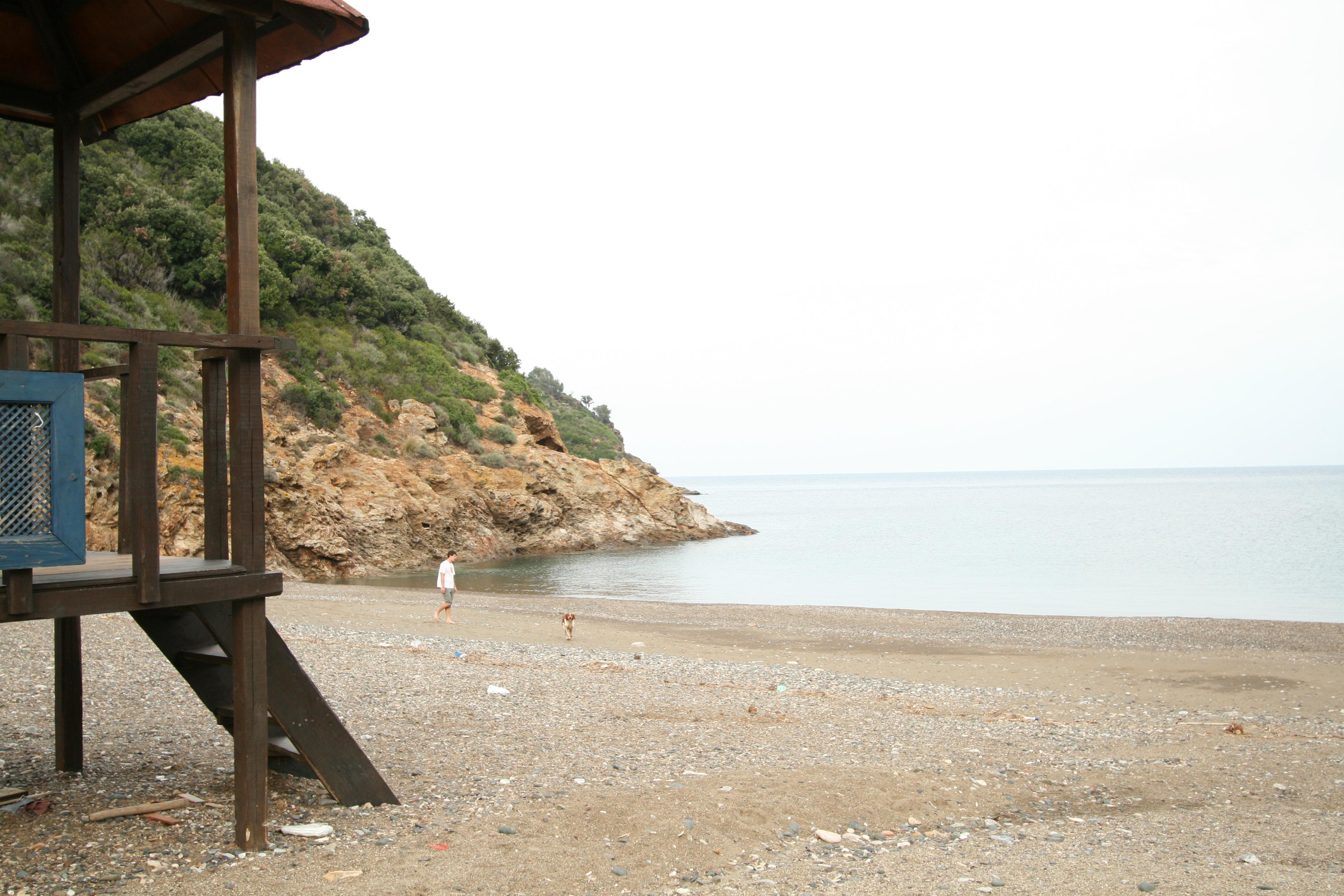 Rio Marina spiaggia di Ortano