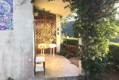 Bagnaia con giardino, posto auto e garage